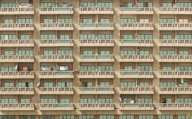 japanese apartment balconies
