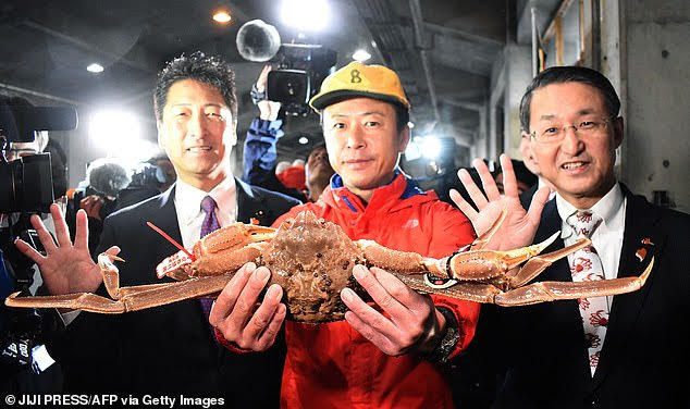 Five million for a crab?